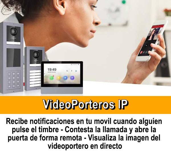 VideoPortero ip
