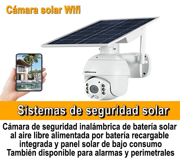 sistemas de seguridad solar